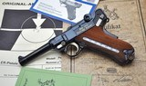 VERY RARE 1902 MAUSER CARTRIDGE COUNTER 9MM LUGER!!! NEW IN CASE!!!