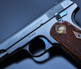 SUPER RARE! COLT 1903 .32ACP POCKET HAMMERLESS! FLEUR DE LIS GRIPS! MIRROR HI-POLISH BLUED!! - 4 of 24