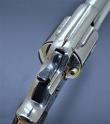 FANTASTIC ANTIQUE NICKEL COLT M1878 FRONTIER .45 COLT MFG 1881 W/SPECIAL ORDER GRIPS!!! - 13 of 22