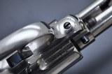 FANTASTIC ANTIQUE NICKEL COLT M1878 FRONTIER .45 COLT MFG 1881 W/SPECIAL ORDER GRIPS!!! - 19 of 22