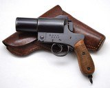 SCARCE OUTSTANDING WW2 JAPANESE TYPE 10 35MM FLARE GUN RIG!!! - 1 of 24