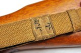 SCARCE WW2 JAPANESE ARISAKA TYPE 2 PARATROOPER W/SLING & DUST COVER! - 4 of 26