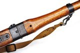 SCARCE WW2 JAPANESE ARISAKA TYPE 2 PARATROOPER W/SLING & DUST COVER! - 23 of 26