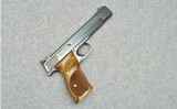 Smith & Wesson ~ 41 ~ 22 LR - 1 of 2