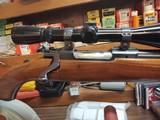 Ruger M77V 22-250 Tang Safety,Flat Bolt, Pre Warning - 1 of 4