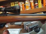 Ruger M77V 22-250 Tang Safety,Flat Bolt, Pre Warning - 2 of 4