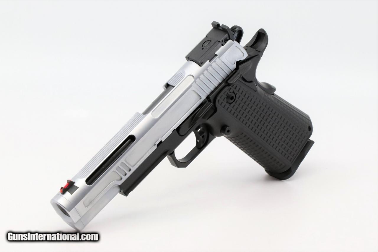 Guncrafter Hellcat X2 Govt Hard Chrome 9mm