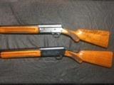 1958 Belgium Browning Light Twenty and Sweet Sixteen Sold as Pair!