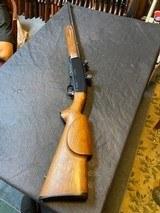Rare Remington model 740 auto Deluxe special order .244/6mm