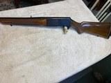 Belgium made Browning .243 BAR - 5 of 15