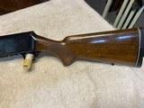 Belgium made Browning .243 BAR - 4 of 15
