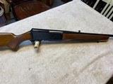 Belgium made Browning .243 BAR