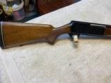 Belgium made Browning .243 BAR - 7 of 15