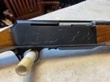 Belgium made Browning .243 BAR - 14 of 15