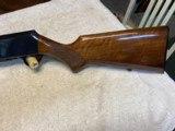 Belgium made Browning BAR .243 - 6 of 14
