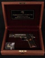 Colt Goverment 38Spl Fully Engraved