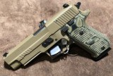 Sig P220 Elite Scorpion 45ACP