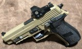 Sig P226 FDE 9mm