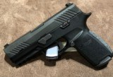 Sig P320 Carry 9mm