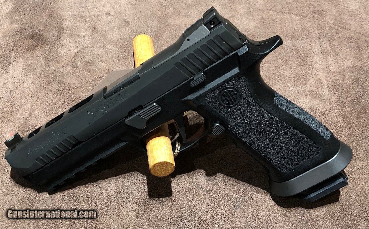 Sig P320 X-Five 9mm for sale