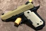 Kimber Micro 9 Desert Tan 9mm