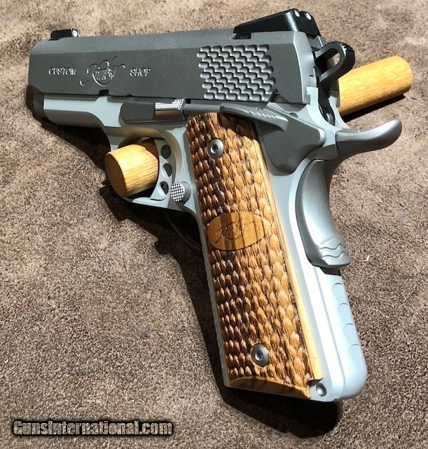 Kimber Stainless Ultra Raptor 45ACP for sale