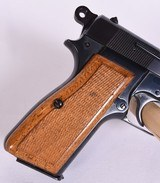 Browning Hi Power Belgium T-Series 9mm - 4 of 5