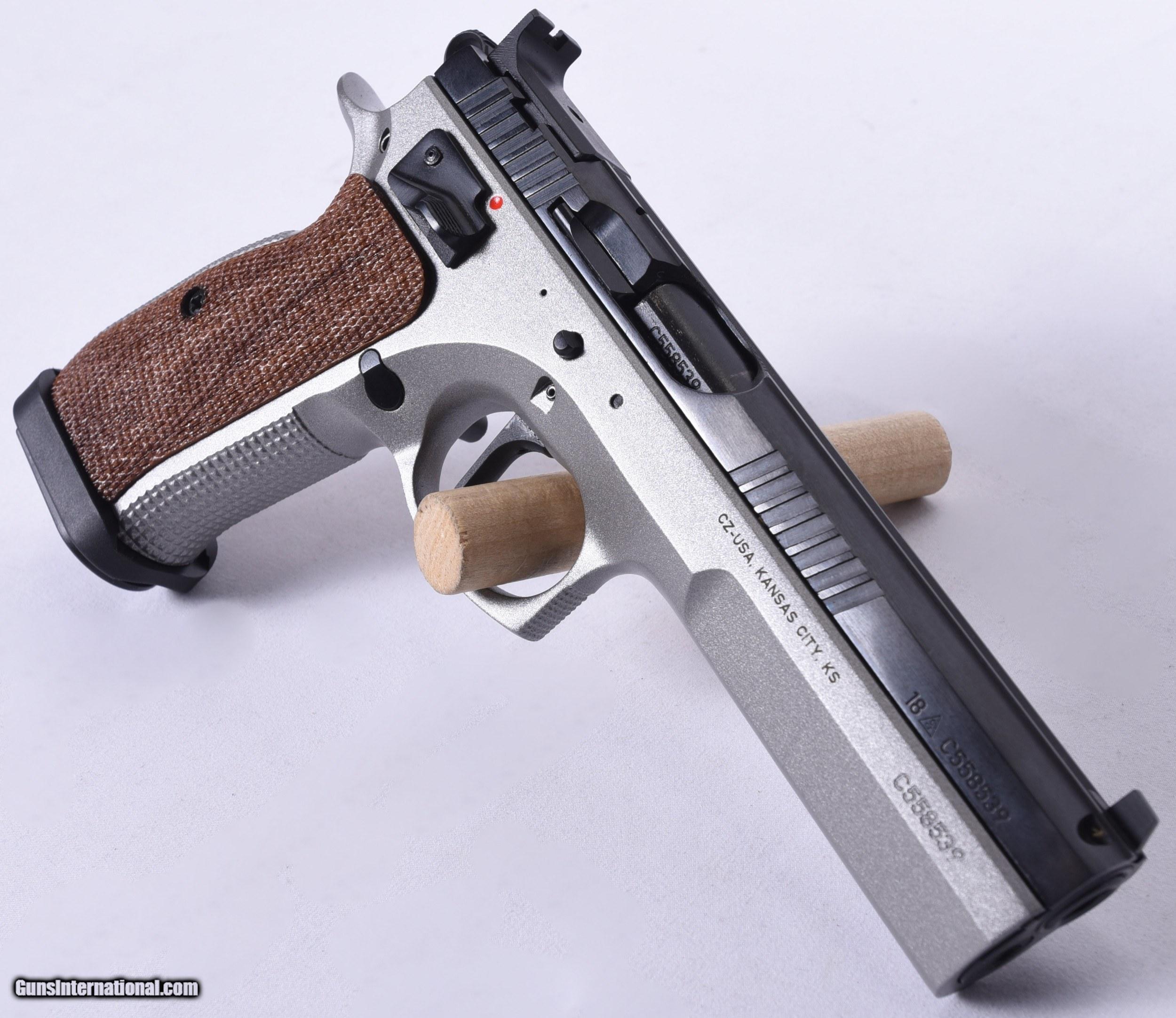 CZ Tactical Sport 9mm
