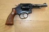 Smith & Wesson Model 10 38spl