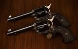 Colt SAA 45 LC Cosec Pair