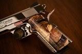 Carolina Arms Group Trenton 1911 45 ACP Nickel finish - 4 of 4