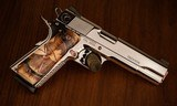 Carolina Arms Group Trenton 1911 45 ACP Nickel finish - 1 of 4