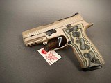 Sig P320 AXG Scorpion - 2 of 3
