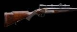 Westley Richards .375 H&H Mag Droplock Double Rifle