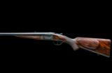 Westley Richards 9.3x74R Droplock Double Rifle