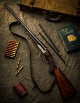 William Evans .500 Nitro Express Double Rifle - 9 of 13
