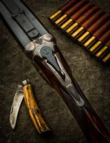 William Evans .500 Nitro Express Double Rifle - 13 of 13