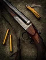 William Evans .500 Nitro Express Double Rifle - 11 of 13