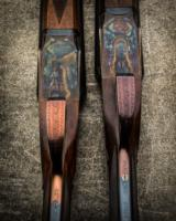 Pair of James Purdey Sons 12 Sidelock Ejectors- 9 of 12