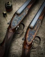 Pair of James Purdey Sons 12 Sidelock Ejectors- 10 of 12
