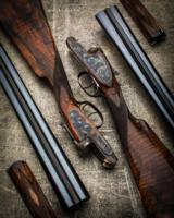 Pair of James Purdey Sons 12 Sidelock Ejectors- 11 of 12