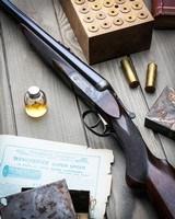 Westley Richards 12g and .500 BPE 562 Grade Cape Gun - 7 of 12