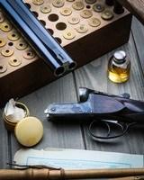 Westley Richards 12g and .500 BPE 562 Grade Cape Gun - 9 of 12