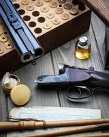 Westley Richards 12g and .500 BPE 562 Grade Cape Gun - 8 of 12