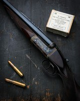 Westley Richards .425 Rimless NEHammerless Double Ejector Rifle - 9 of 9