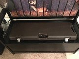 Leather Covered Heavy Duty Impact Gun Case