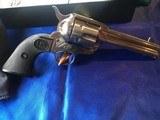 "USFA China Camp .45 Colt SAA 4 3/4"" All USA made rare US Firearms - 15 of 15"