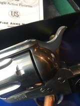 "USFA China Camp .45 Colt SAA 4 3/4"" All USA made rare US Firearms - 7 of 15"