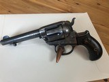 Colt Thunderer 1877 Lightning Converted to .22 long rifle Neat! - 1 of 15