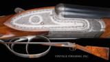 Piotti Monaco 20 Gauge SxS - NO. 2 ENGRAVED UPGRADED WOOD, AS NEW!